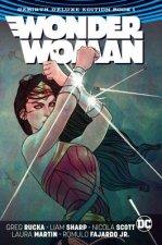Wonder Woman The Rebirth Deluxe Edition Book 1 (Rebirth)