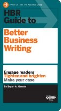 HBR GT BETTER BUSINESS WRITING