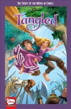 DISNEY TANGLED THE STORY OF TH
