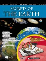 Secrets of the Earth: Our Planet