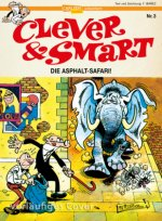 Clever & Smart 3: Die Asphalt Safari