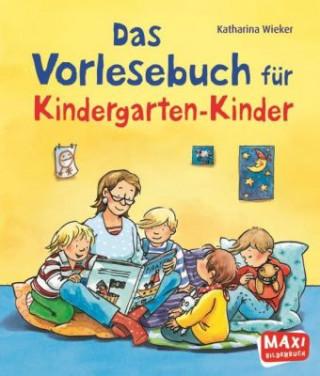 Das Vorlesebuch für Kindergarten-Kinder