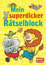 Mein superdicker Rätselblock