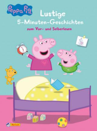 Peppa: Lustige 5-Minuten-Geschichten