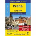 Praha 1:15 000 atlas města