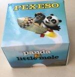 Pexeso Panda a Little Mole