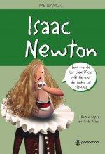 Me llamo?... Isaac Newton