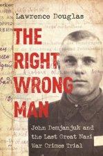 Right Wrong Man