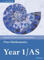 Edexcel AS and A level Mathematics Pure Mathematics Year 1/AS Textbook + e-book