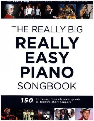 Really Big Really Easy Piano Book