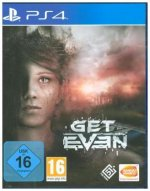 Get Even, 1 PS4-Blu-ray Disc