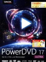 CyberLink PowerDVD 17 Ultra. Für Windows 7/8/8.1/10
