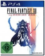 Final Fantasy XII. The Zodiac Age (PlayStation PS4)