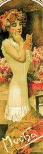 Záložka Alfons Mucha Corsets