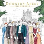 DOWNTON ABBEY COLOR BK