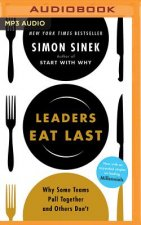 LEADERS EAT LAST             M