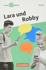 Die junge DaF-Bibliothek A1/A2 - Lara und Robby