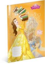 Sešit - Princezny – Kráska, A4, nelinkovaný, 40 listů, A4