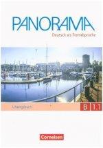Panorama B1: Teilband 1 - Übungsbuch DaF mit Audio-CD