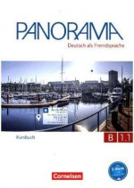 Panorama B1: Teilband 1 - Kursbuch