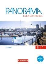 Panorama B1: Gesamtband - Kursbuch mit interaktiven Übungen auf scook.de