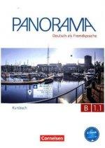 Panorama B1: Teilband 1 - Kursbuch und Übungsbuch DaZ