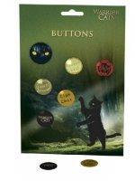 Hunter, E: Warrior Cats - Buttons