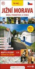 Jižní Morava - kapesní průvodce/česky