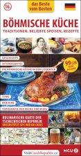 Česká kuchyně - kapesní průvodce/německy