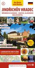 Jindřichův Hradec - kapesní průvodce/německy