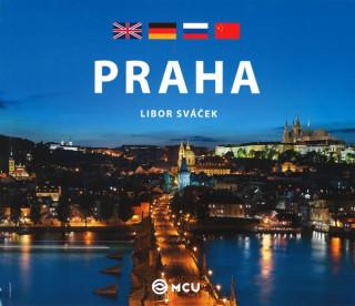 Praha - malá /anglicky, čínsky, německy, rusky