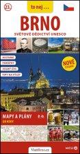 Brno - kapesní průvodce/česky