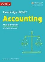 Cambridge IGCSE (TM) Accounting Student's Book