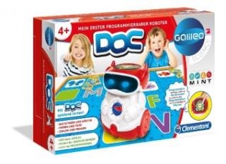 DOC, Mein erster programmierbarer Roboter (Experimentierkasten)