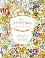 Kristy's Fall Cutting Garden: A Watercoloring Book