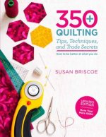 350+ QUILTING TIPS TECHNIQUES