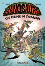 MANOSAURS VOL 2 THE THREAT OF