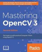 Mastering OpenCV 3 -
