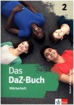 Das DaZ Buch 2. Wörterheft