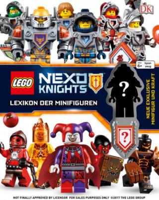 LEGO® NEXO KNIGHTS(TM) Lexikon der Minifiguren