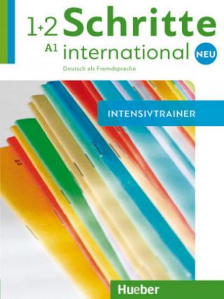 Schritte international Neu 1+2. Deutsch als Fremdsprache. Intensivtrainer mit Audio-CD
