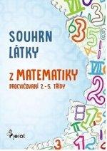 Souhrn látky matematiky 1. stupeň ZŠ