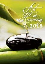 Kalendář nástěnný 2018 - Art of Harmony