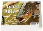 Kalendář stolní 2018 - Rybář