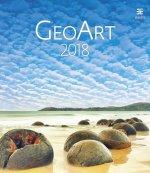 Kalendář nástěnný 2018 - Geo Art/Exclusive