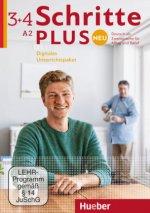 Schritte plus Neu 3+4. Deutsch als Zweitsprache. Digitales Unterrichtspaket