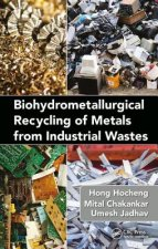 Biohydrometallurgical Recycling of Metals from Industrial Wastes
