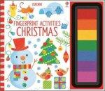 Fingerprint Activities Christmas