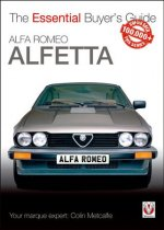 Alfa Romeo Alfetta: All Saloon/Sedan Models 1972 to 1984 & Coupe Models 1974 to 1987