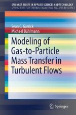 Modeling of Gas-to-Particle Mass Transfer in Turbulent Flows